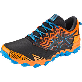 asics Gel-FujiTrabuco 8 G-TX Schoenen Heren, shocking orange/sheet rock